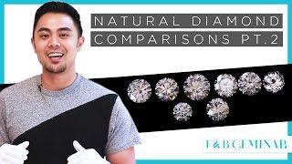 Pt.2-C&C v. H&A v. NEO v. Pure Light v. *Amora v. Lab Diamond v. Lab Sapphire v. GIA Natural Diamond