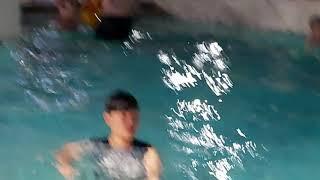 하와이 메리어트호텔 수영장