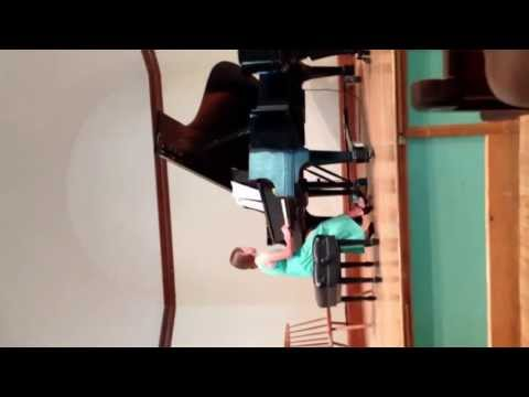 Lily's Piano Recital at Concord Community Music School in Concord NH