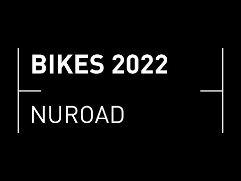 Nuroad [2022] - CUBE Bikes Official