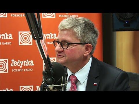 Paweł Soloch: rolą Polski jest promowanie sprawy Ukrainy na świecie (Jedynka)
