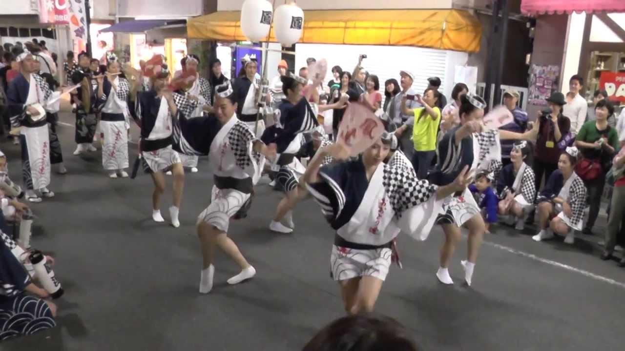 初台 阿波 踊り