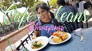 Discover the Cafe Orleans at Disneyland