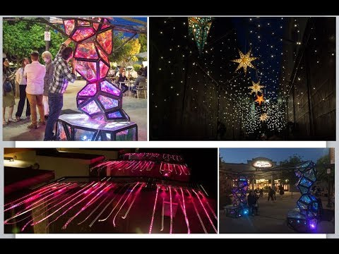 Code:ART Festival Transforms Palo Alto