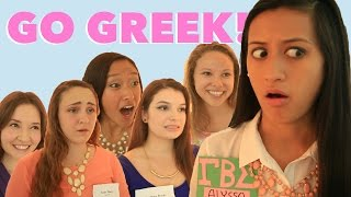 5 types of girls you meet at SORORITY Recruitment