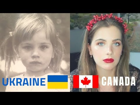 Storytime: Moving From Ukraine To Canada