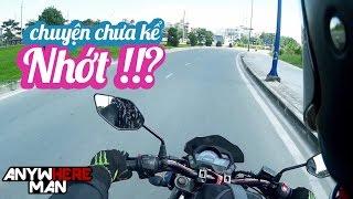 Ride Diary 36 - CHUYỆN CHAI NHỚT BÍ ẨN - YAMAHA FZ-S  BYSON  - Vietnam motovlog