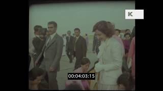 1978 Princess Ashraf Pahlavi Visits Thailand | Kinolibrary