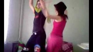 seksi dansçılar