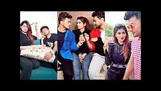 Aliya Hamidi latest Most watch TikTok | Awez Darbar, Zaid Darbar | Musically Trending 2019