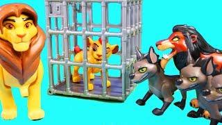 Disney The Lion King Kion Gets Captured By Scar   Simba Replicates