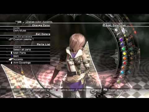 LIGHTNING RETURNS: FINAL FANTASY XIII - Shop and Customization Trailer