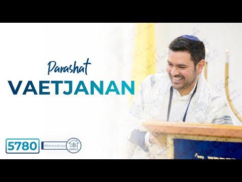 Parashat #Vaetjanan 5780