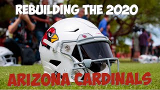 Rebuilding the 2020 Arizona Cardinals!! Free Agency and 7 round Mock Draft