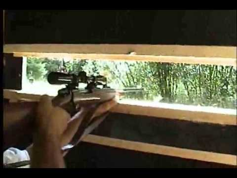 How to build a deer blind with cedar hinged windows youtube for Inside deer blind ideas
