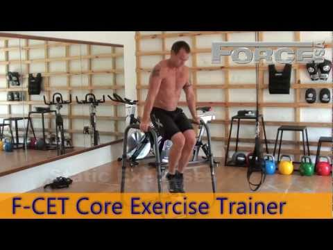 F-CET Core Exercise Trainer Gym Equipment From Force USA