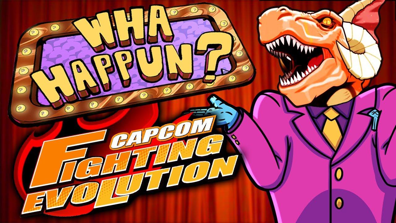 Download Capcom Fighting Evolution - What Happened?