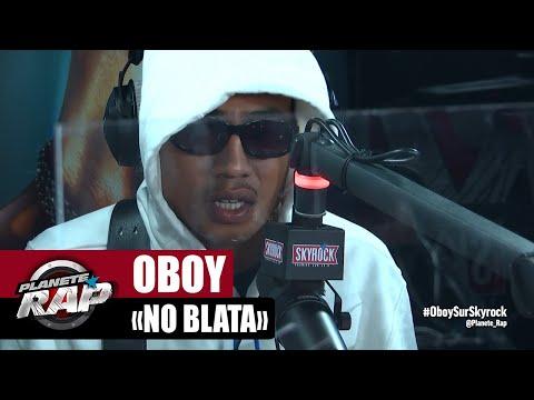 Youtube: Oboy«No Blata» #PlanèteRap