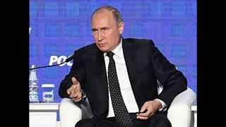 Путин рассказал о своем мнении по поводу позиции Запада в отношении Сирии