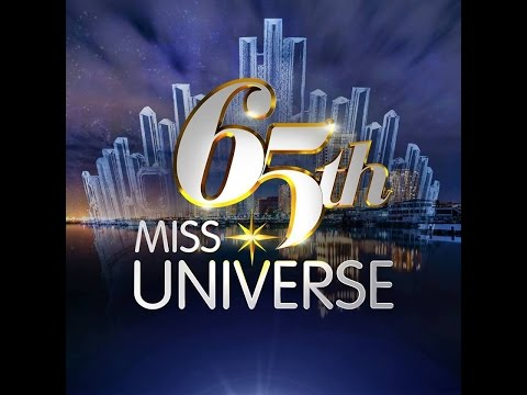 Live Stream 65th Miss Universe 2016/2017 Coronation Night @ Mall of Asia Arena, Manila, Philippines