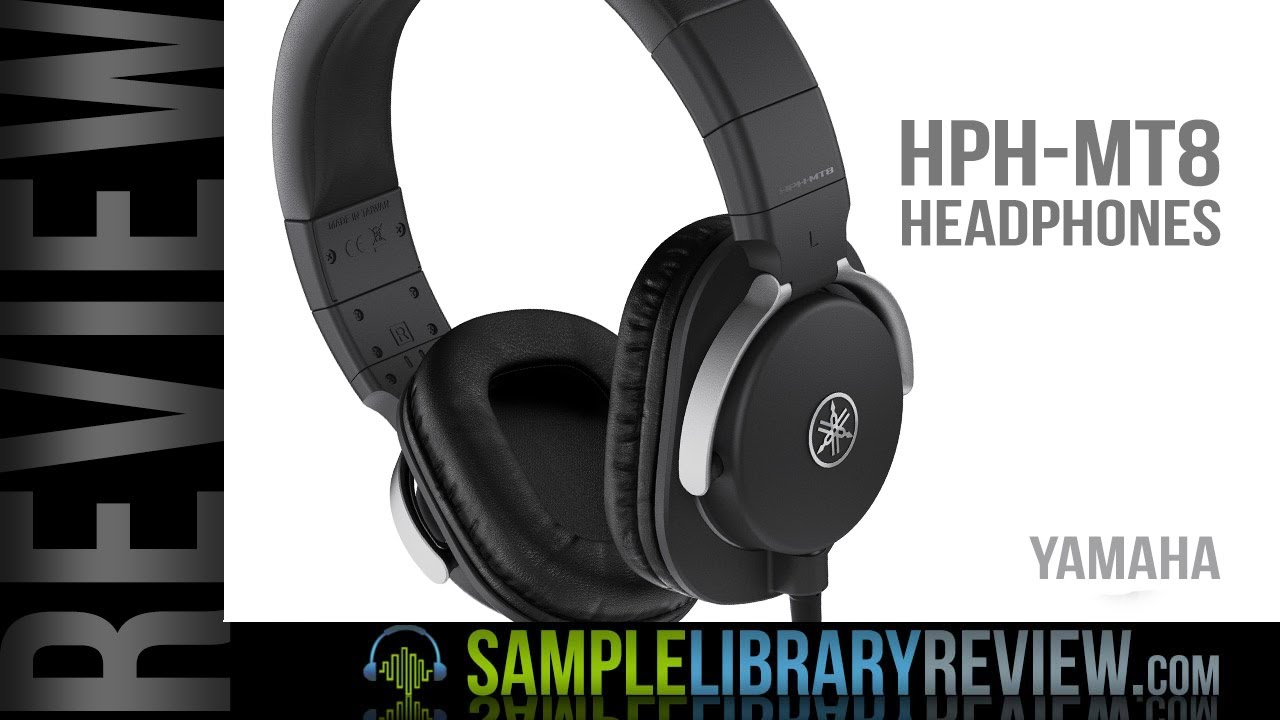review yamaha hph mt8 studio monitor headphones youtube. Black Bedroom Furniture Sets. Home Design Ideas
