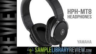 Review Yamaha HPH MT8 Studio Monitor Headphones