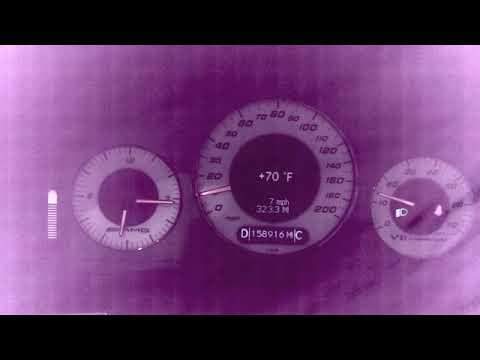 E55 AMG Acceleration 0-60 mph