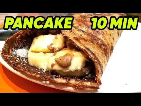 recette-en-moins-de-10-min---pancake-diÉtÉtique-sans-gluten-!