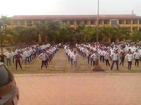Ngày Hội Thanh Niên Đất Tổ - Trường THPT Việt Trì Phú Thọ