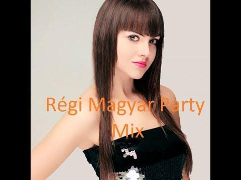 Régi Magyar Party Mix
