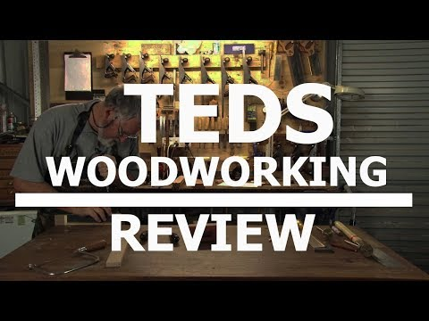 Teds Woodworking Review 2018 - Does It Work?
