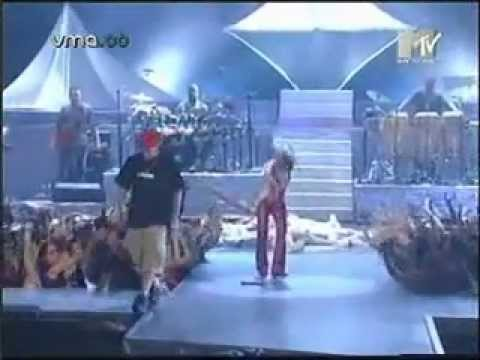 Fred Durst feat. Christina Aguilera  MTV 2000
