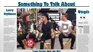 Larry Stylinson - Something To Talk About!