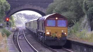 66037 The Torbay Express Bristol 29 07 18