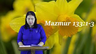 Ibadah Persekutuan Kaum Perempuan (PKP) - 12 Juni 2020