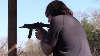 Czech Vz.61 Skorpion Pistol Brace & 9x18 Carbine