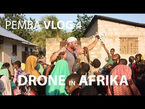 Pemba-Island Vlog 4 | Ausflug ins Dorf + Drone in Afrika | Manta Resort | gottilifestyle