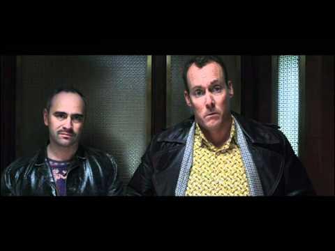 John C McGinley- Get Carter- Elevator scene
