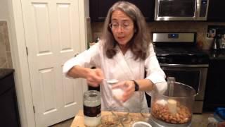 Hot Raw Chef-karen Osborne-russian Almond Tea Cakes
