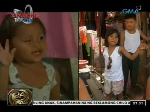24 Oras: 2 batang nakipaglaban sa cancer, magaling na sa tulong ng GMA Kapuso Foundation