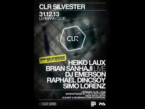 Heiko Laux @ CLR Silvester (Lehmann Club, Stuttgart) [2013-12-31]