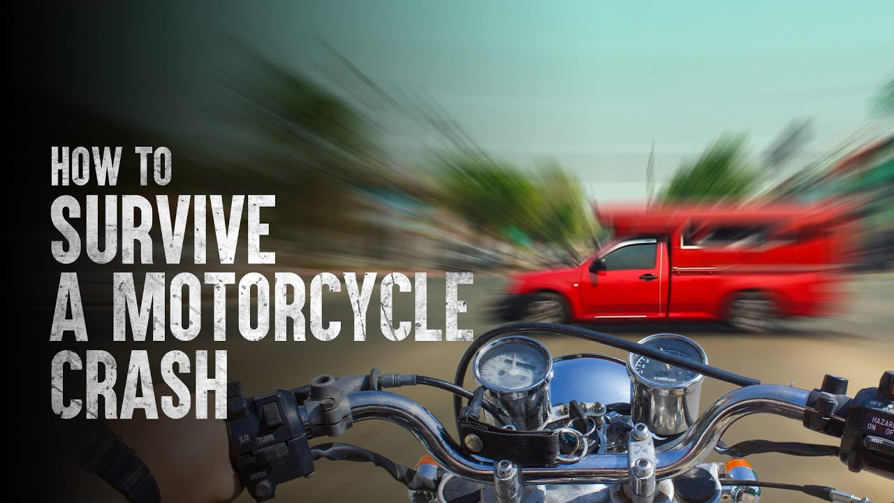 How to Survive a Motorcycle Crash