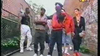 Teledysk: Rock Steady Crew - Rhythm Technicians (by kvt-tp)