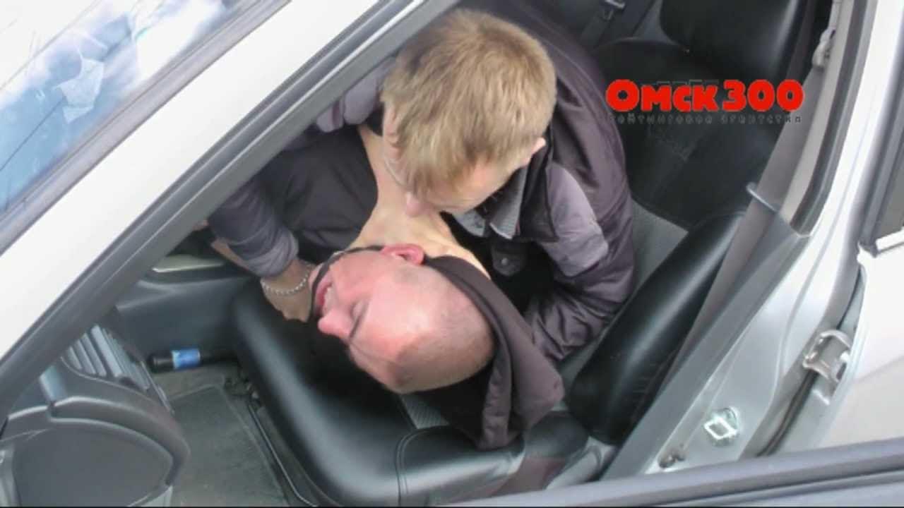 Стоп Хам в Омске крики драки пистолет ВИДЕО