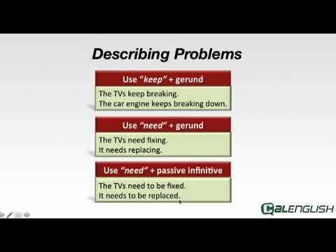 Describing Problems 2