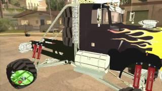 GTA San Andreas Fantasia Vehicle part 2 by OndyTHX - Car Airbag - MEGA PACK FREE DOWNLOAD - HD