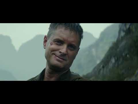 Конг: Остров Черепа (2017) - Сцена жертвоприношения Коул (8/10) | КИНОМиг