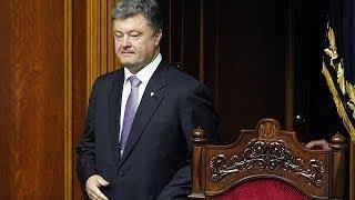 """""""خطة سلام"""" في أوكرانيا بالتزامن مع الإعلان عن ضبط الحدود مع روسيا"""