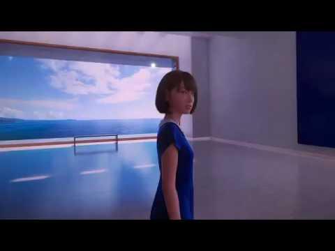 Meet Saya Japans Hyper Realistic CGI