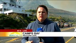 Mariska Botha on Cape Town fires latest